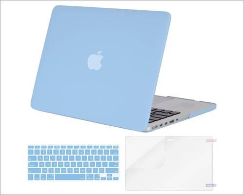 Mosiso plastic hard case 13 inch macbook