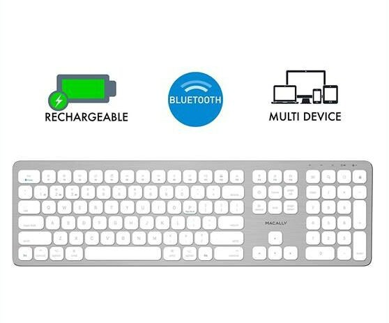macbook bluetooth wireless keyboard