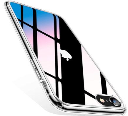 crystal transparent case