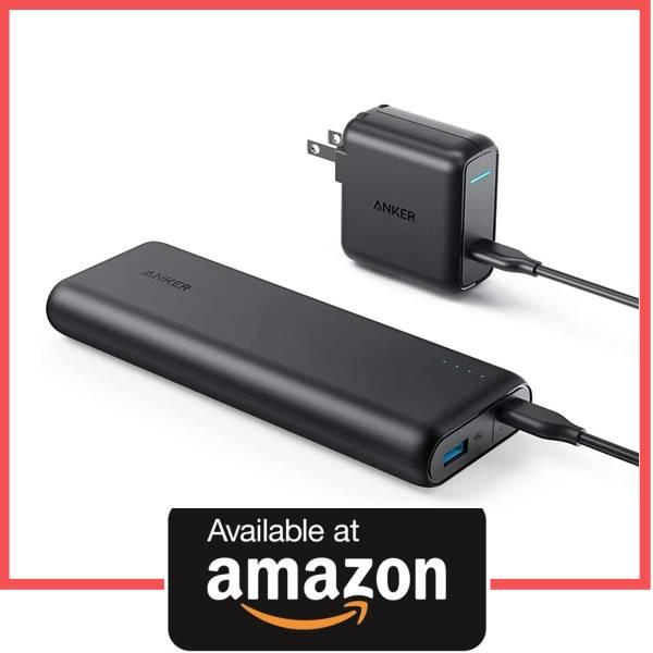 anker powercore macbook battery power bank