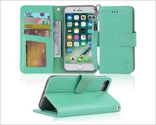 Arae Folio Wallet Case iPhone SE 2020