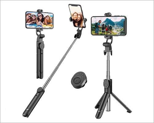 best iphone se 2020 selfie stick