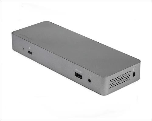 StarTech.com Universal USB-C Docking Station