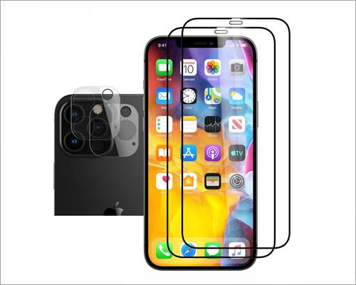 Feitenn iPhone 12 Pro Screen Protector