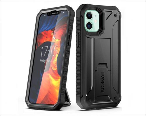 Schnail Titan Compatible with iPhone 12 Mini Case