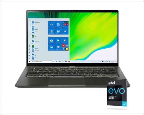 Acer Swift 5 MacBook Air Laptop Alternative