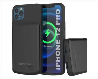 PunkJuice Designed for iPhone 12 Pro Battery Case