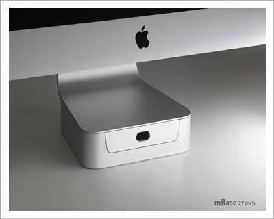 Rain Design mBase 27-Inch for iMac