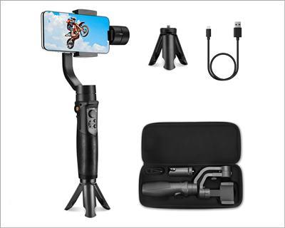 Hohem Smartphone Gimbal iSteady Mobile Plus 3-Axis Gimbal
