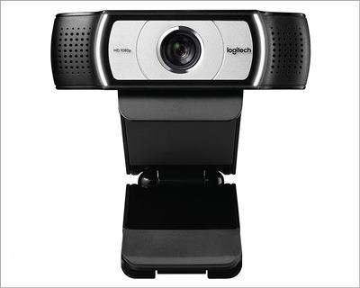 Logitech C930e Webcam For MacBook