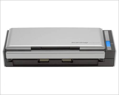 Fujitsu ScanSnap S1300i Portable Color Duplex Document Scanner for Mac