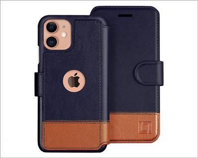 LUPA iPhone 12 Mini Wallet Case