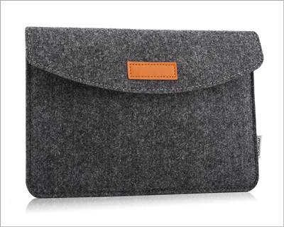 MoKo 9-11 Inch Felt Tablet Sleeve Bag