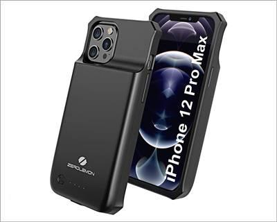 ZEROLEMON iPhone 12 Pro Max Battery Case 5000 Mah
