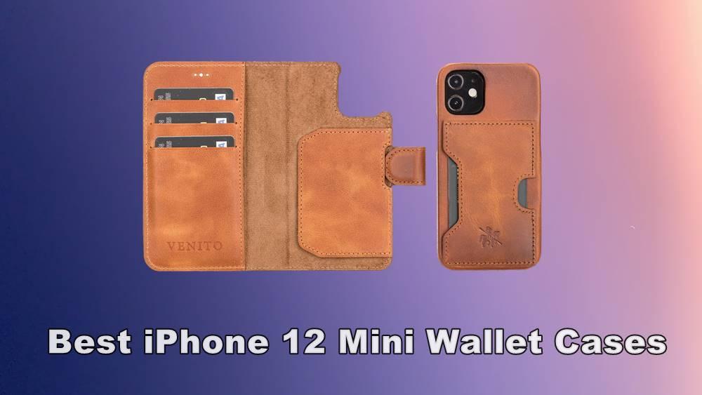 best iphone 12 mini wallet cases