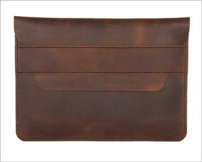 hecho. Leather Sleeve Fernando for iPad Pro 12.9