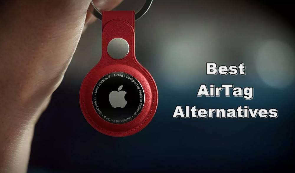 best airtag alternatives