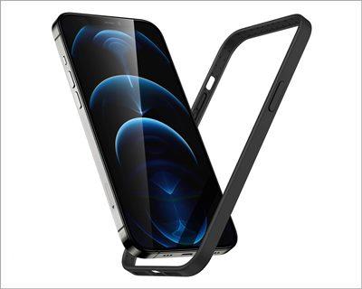 ESR Silicone Bumper Case for iPhone 12, 12 Pro