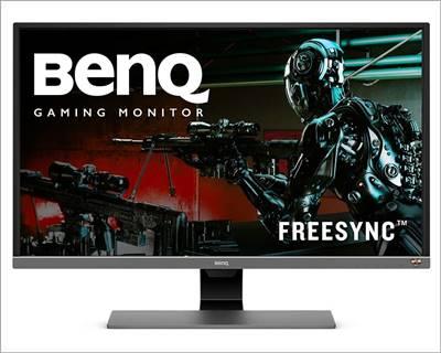 BenQ EW3270U Monitor For MacBook Air/Pro