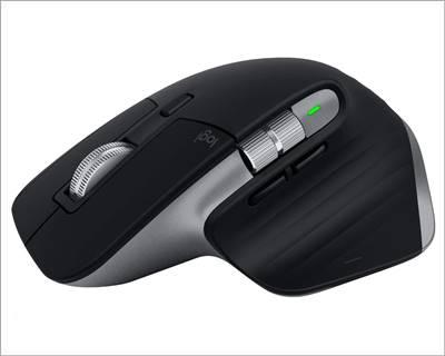 Logitech MX Master 3 Advanced Wireless Mouse for Mac