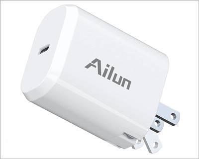 Ailun USB C Power Adapter