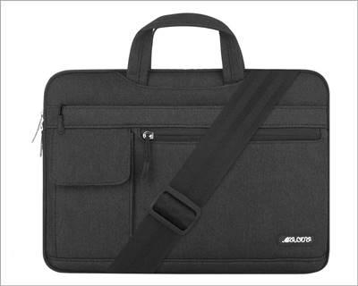 MOSISO Laptop Shoulder Backpack