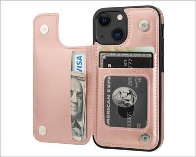 ONETOP iPhone 13 Mini Wallet Case
