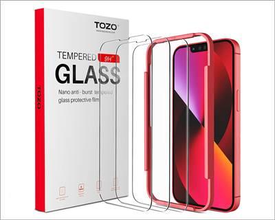 TOZO iPhone 13 Mini Screen Protector