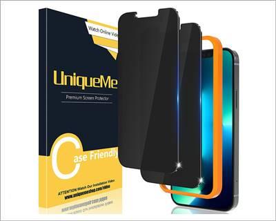 UniqueMe iPhone 13 Pro Max Screen Protector