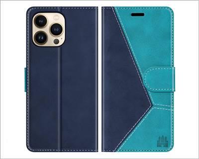 Caislean iPhone 13 Pro Wallet Case