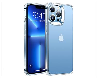 TORRAS Matte Clear iPhone 13 Pro Max Case